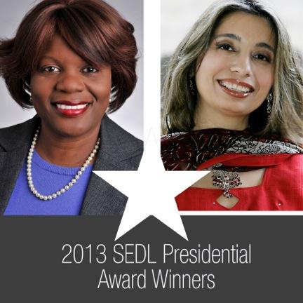 SEDL 2013 Presidential Award Winners