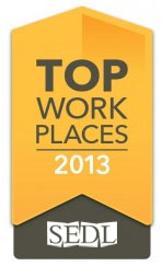 Top Workplace 2013: SEDL