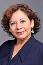 Photo of Dr. Blanca Quiroz