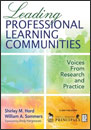 Leading Professional Learning Communities book cover