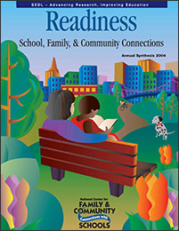 Cover image for 'Readiness: School, Family, & Community Connections'
