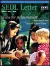 Time for Achievement: Afterschool and Out-of-School Time