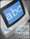 Planning into Practice book cover