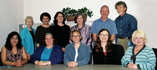Photo of SEDL's afterschool staff