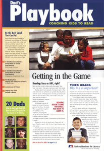 Cover of Dad's Playbook publication