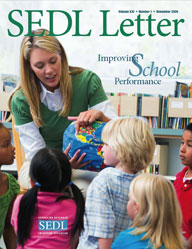 SEDL Letter Volume XXI, number 1- Improving School Performance