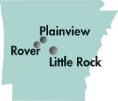 Plainview-Rover map