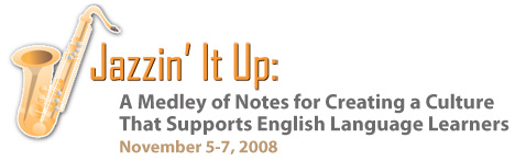 Jazzin' It up: A Medley of Notes for Creating a CultureThat Supports English Language Learners