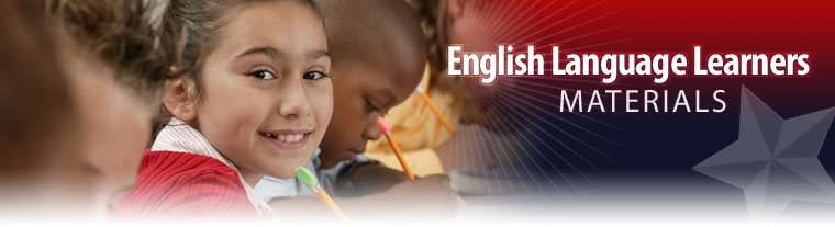 English Language Learners Materials